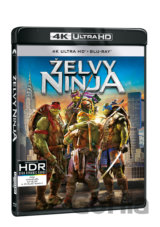 Želvy Ninja Ultra HD Blu-ray