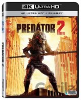 Predátor 2 Ultra HD Blu-ray