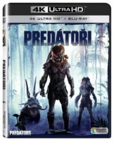 Predátoři Ultra HD Blu-ray