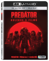 Predátor 1-3 Ultra HD Blu-ray