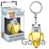 Funko Pocket POP! Bananya Keychain: Daddy Bananya