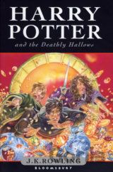 Harry Potter and the Deathly Hallows (J. K. Rowling) (Hardback)