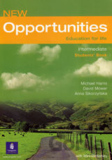 Opportunities Global Intermediate Student's Book (Harris, M. - Mower, D.) [Pape