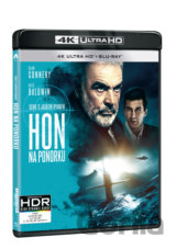 Hon na ponorku Ultra HD Blu-ray