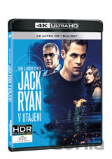 Jack Ryan: V utajení Ultra HD Blu-ray