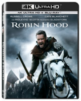 Robin Hood Ultra HD Blu-ray