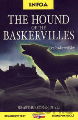 The Hound of the Baskervilles/Pes baskervilský - Zrcadlová četba (Arthur Conan D