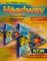 New Headway Pre-Inter 3rd Ed. Student´s Book with cz wordlist (Soars, L. - Soar