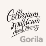 Collegium Musicum: Speak Memory CD+ DVD