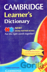 Cambridge Learner´s Dictionary