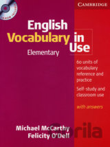English Vocabulary in Use - Elementary (+CD)