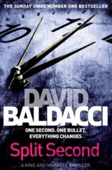 Split Second (David Baldacci) (Paperback)