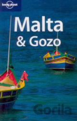 Malta a Gozo - Lonely Planet (Carol Bain)