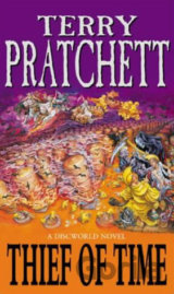 Thief of Time (Terry Pratchett) (Paperback)