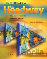 New Headway Pre-Intermediate Student´s Book, the THIRD edition (Soars John and L