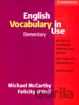 English Vocabulary in Use - Elementary