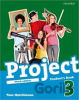 Project the Third Edition 3 Workbook CZ (Tom Hutchinson)