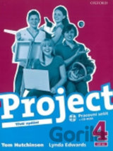 Project the Third Edition 4 Workbook CZ (Tom Hutchinson)