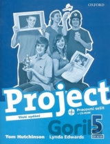 Project the Third Edition 5 Workbook CZ (Tom Hutchinson)