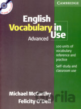 English Vocabulary in Use - Advanced (+CD)