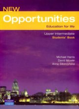New Opportunities Upper-Intermediate Student's Book (Harris, M. - Mower, D.) [p