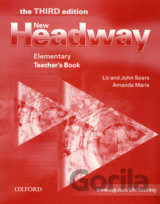New Headway Third Edition Elementary Teacher´s Book (Liz a John Soars)