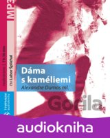 SPLICHAL LUBOR: DUMAS ML.: DAMA S KAMELIEMI: (MP3-CD)