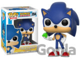 Funko POP! Games: Sonic: Sonic with Emerald