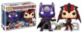 Funko POP! Games: Black Panther vs Monster Hunter 2-Pack