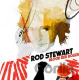 Rod Stewart: Blood Red Roses LP