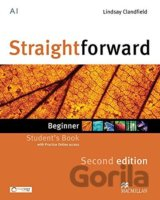 Straightforward - Beginner - Student's Pack with Practice Online access