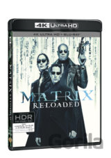 Matrix Reloaded Ultra HD Blu-ray