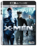 X-Men Ultra HD Blu-ray