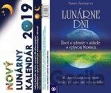 Lunárny kalendár 2019 + Lunárne dni