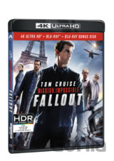 Mission: Impossible - Fallout Ultra HD Blu-ray