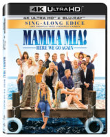 Mamma Mia! Here We Go AgainUltra HD Blu-ray
