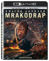 Mrakodrap Ultra HD Blu-ray
