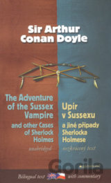 Upír v Sussexu / The Adventure of the Sussex Vampire (Arthur Conan Doyle) [CZ]