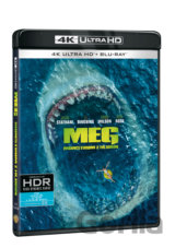 Meg: Monstrum z hlubin Ultra HD Blu-ray
