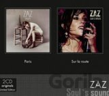 Zaz: Coffret 2CD / Paris & Sur La Route