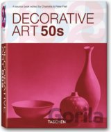 Decorative Art 50's (Charlotte Fiell) (Paperback)