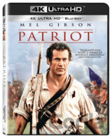 Patriot Ultra HD Blu-ray