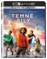 Temné síly  Ultra HD Blu-ray