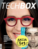 TECHBOX zima 2018 + TECHBOX leto 2018