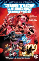 Justice League of America (Volume 2)