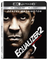 Equalizer 2 Ultra HD Blu-ray