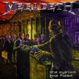 Megadeth: The System Has Failed LP