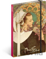 Notes Alfons Mucha – Vřes
