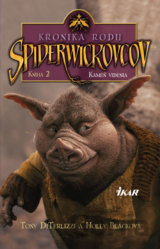Kronika rodu Spiderwickovcov 2. (Holly - diTerlizzi Tony Blacková)