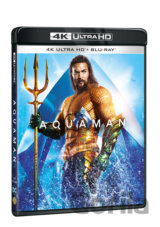 Aquaman Ultra HD Blu-ray